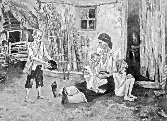 Ukraina: Wielki Głód