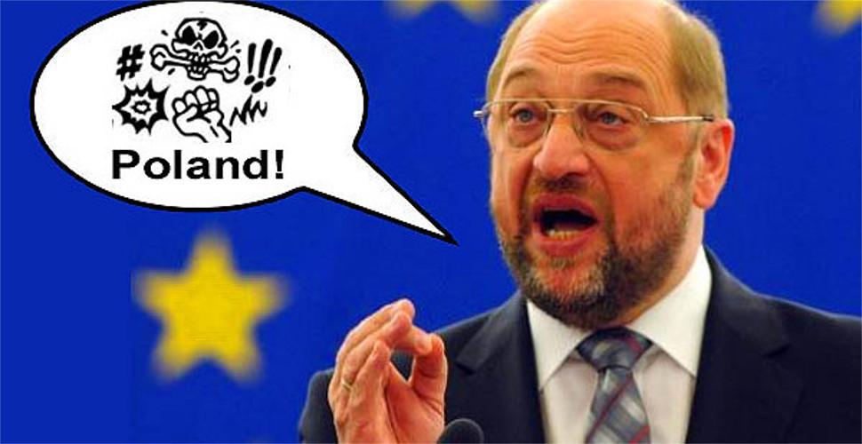 Jest milion Ukraińców do podziału panie Schulz… co pan na to?