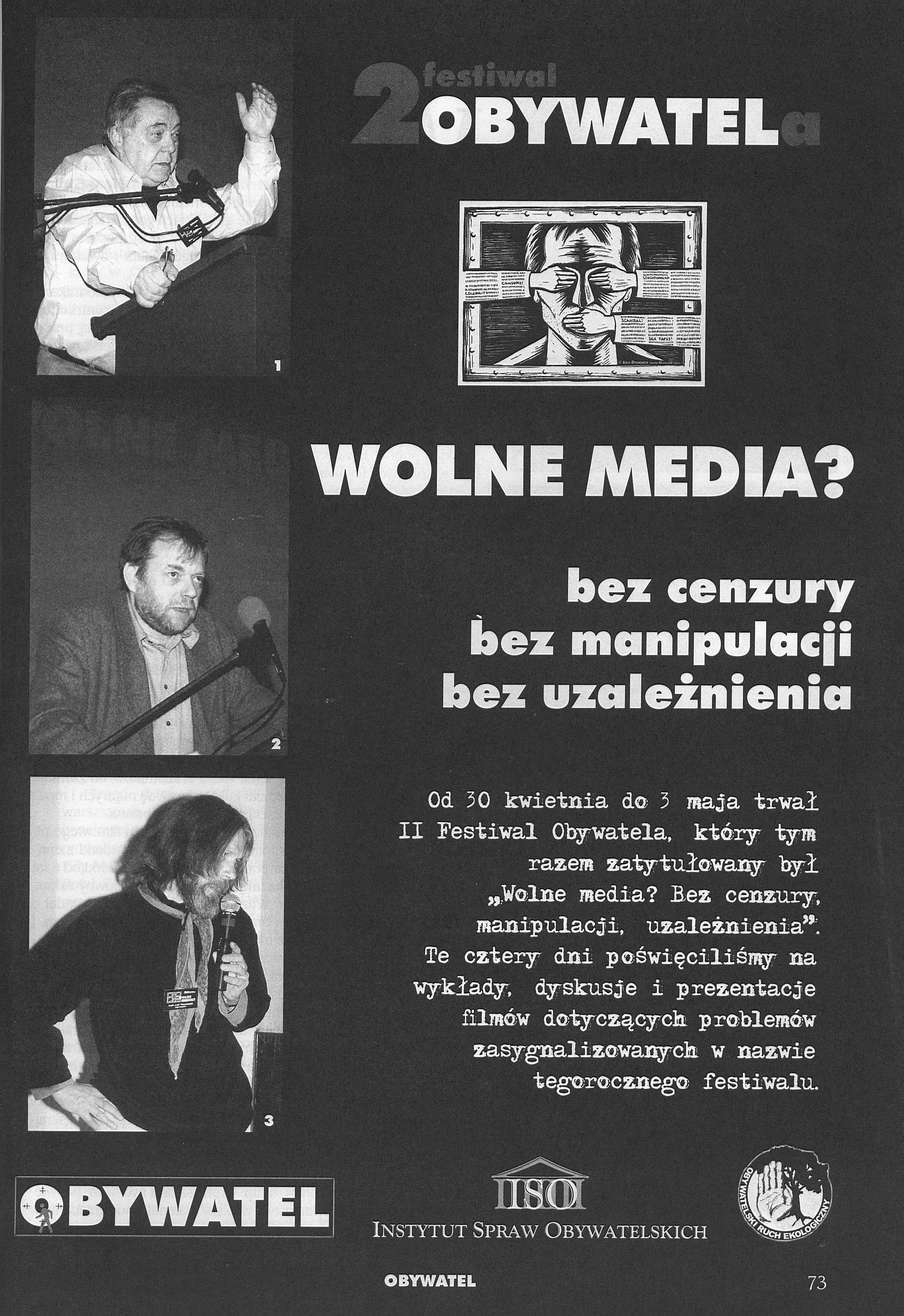 Dziennikarze Dzikiego Wschodu za odbudową mediów narodowych
