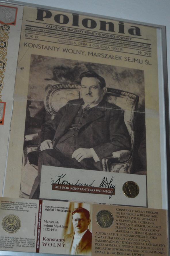 Konstanty Wolny – współtwórca śląskiej autonomii