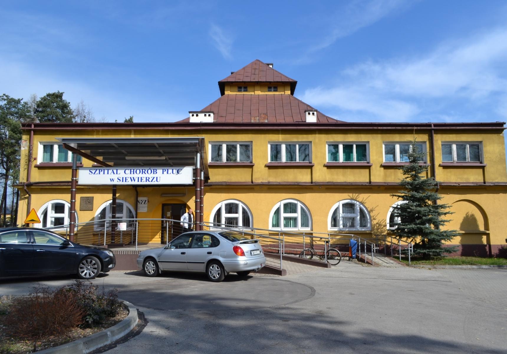 Niespodziewana sprzedaż szpitala specjalistycznego w Siewierzu
