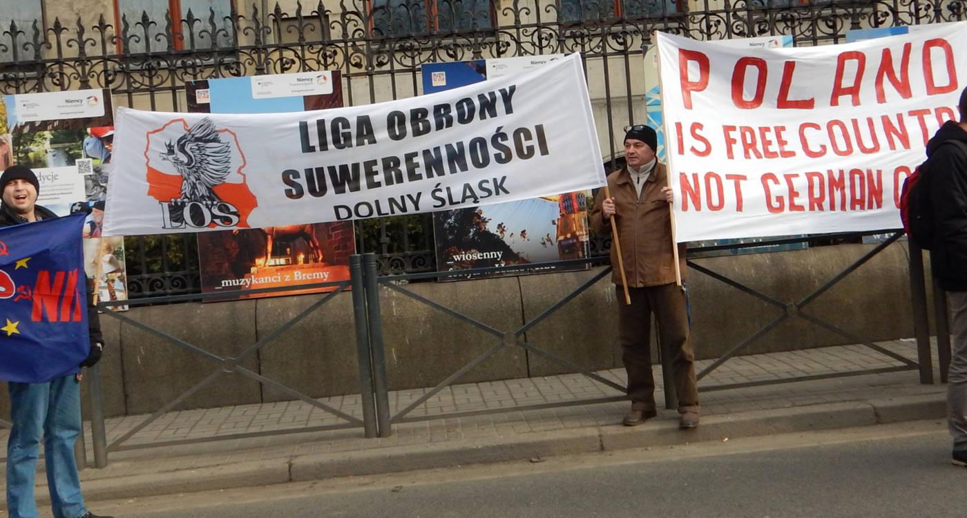 Wrocławianie nie chcą imigrantów!