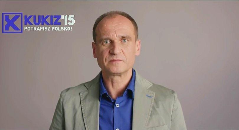 """""""Antysemita"""" Paweł Kukiz, czyli kolejny blamaż PO"""