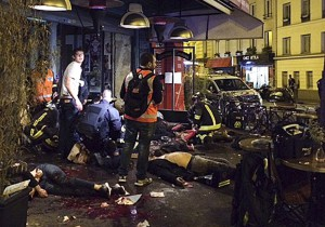 Ofiary zamachu w Paryżu