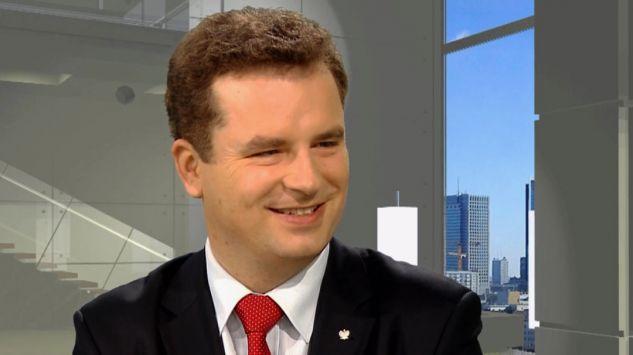 Jacek Wilk (Kukiz 15) relacjonuje z Sejmu