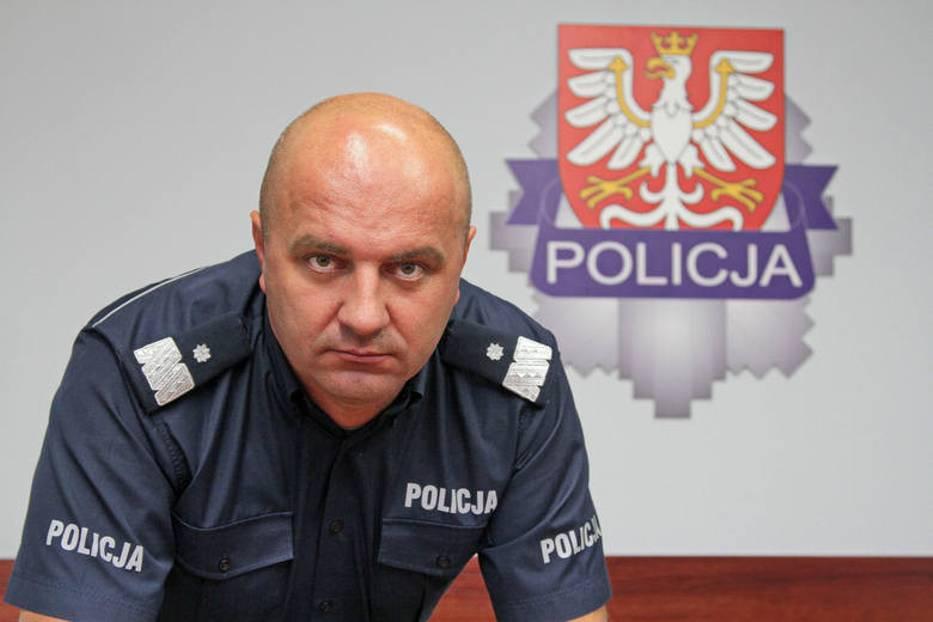 Komendant Główny Policji odwołuje ze stanowiska komendanta małopolskiej policji nadinspektora Mariusza Dąbka