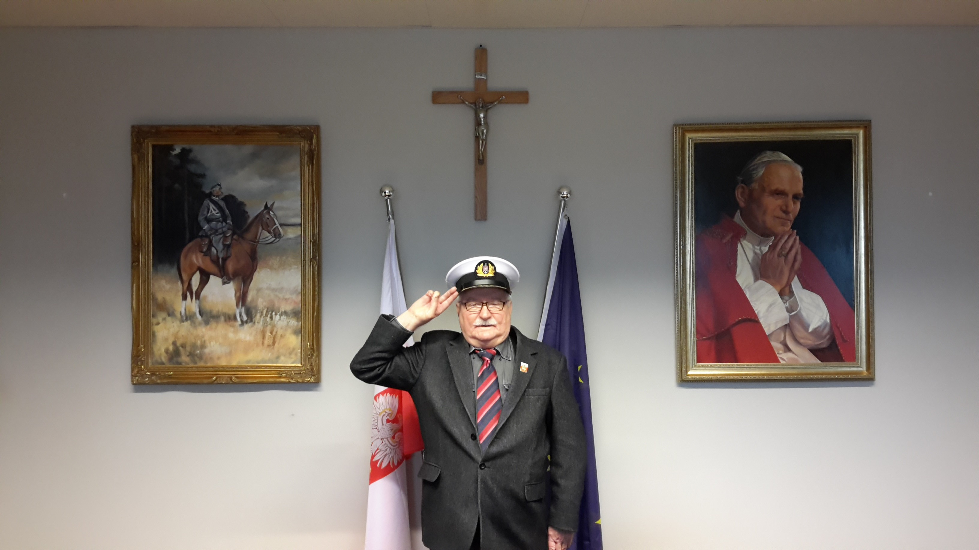 Spektakularny i bolesny upadek Lecha Wałęsy