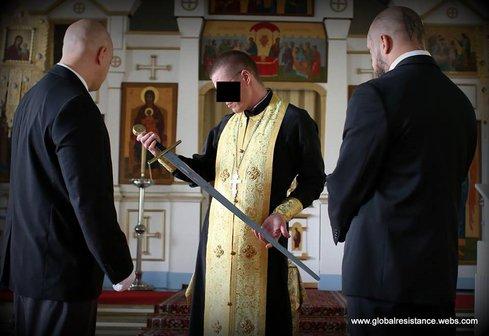 """Współcześni Krzyżowcy – wywiad z Nickiem Gregerem, członkiem """"Commilitones De Ordo VII VII VII"""""""