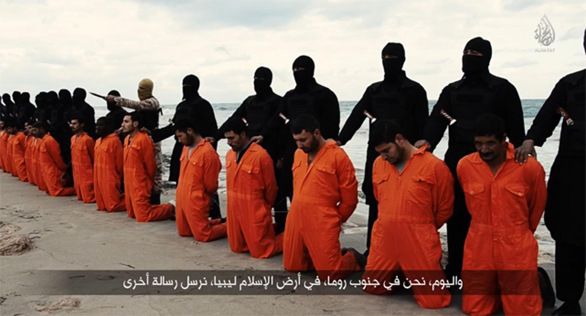 Islam a prześladowania Chrześcijan