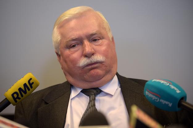 Komornik u Wałęsy
