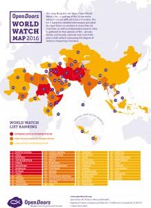 Światowy Indeks Prześladowań Chrześcijan