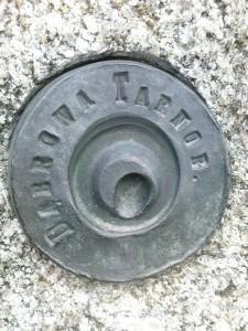Pomnik_Męczenników_Terroru_Komunistycznego_1944-1956_-_krążek_pamięci_-_18