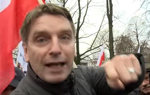 Tomasz Lis zdemaskowany
