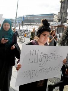 szwedki protestują