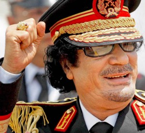 Muammar al-Kadaffi