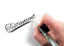Na co zwracać uwagę pisząc testament?