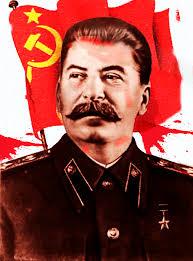"""Stalin """"człowiek ze stali"""""""