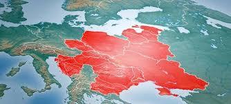 Międzymorze, Rosja i Niemcy
