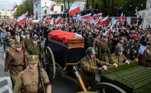 1. Pogrzeb mjr. Zygmunta Szendzielarza Łupaszki - główna