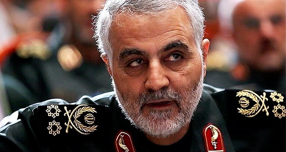 Kassem Soleimani, dowodzący irańską Gwardią Rewolucyjną z wizytą w Moskwie.