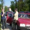 20.05.2009.-krakow-przed-dziennikarstwem-uj.-rafal-wojtek-i-lele-300x200