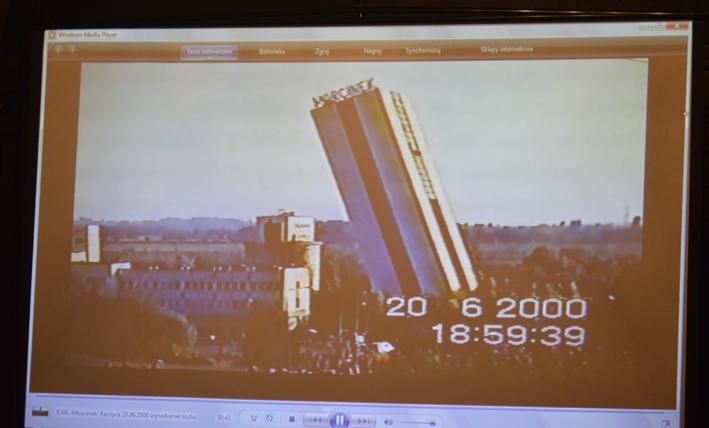 Rozmontowywanie polskiego górnictwa w AKADEMII PO SZYCHCIE