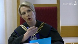 Joanna Dryll sędzia SR Warszawa