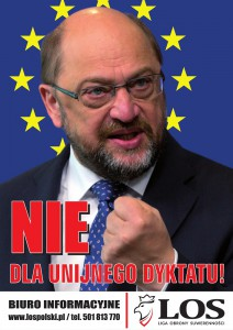 Nie dla unijnego dyktatu a4
