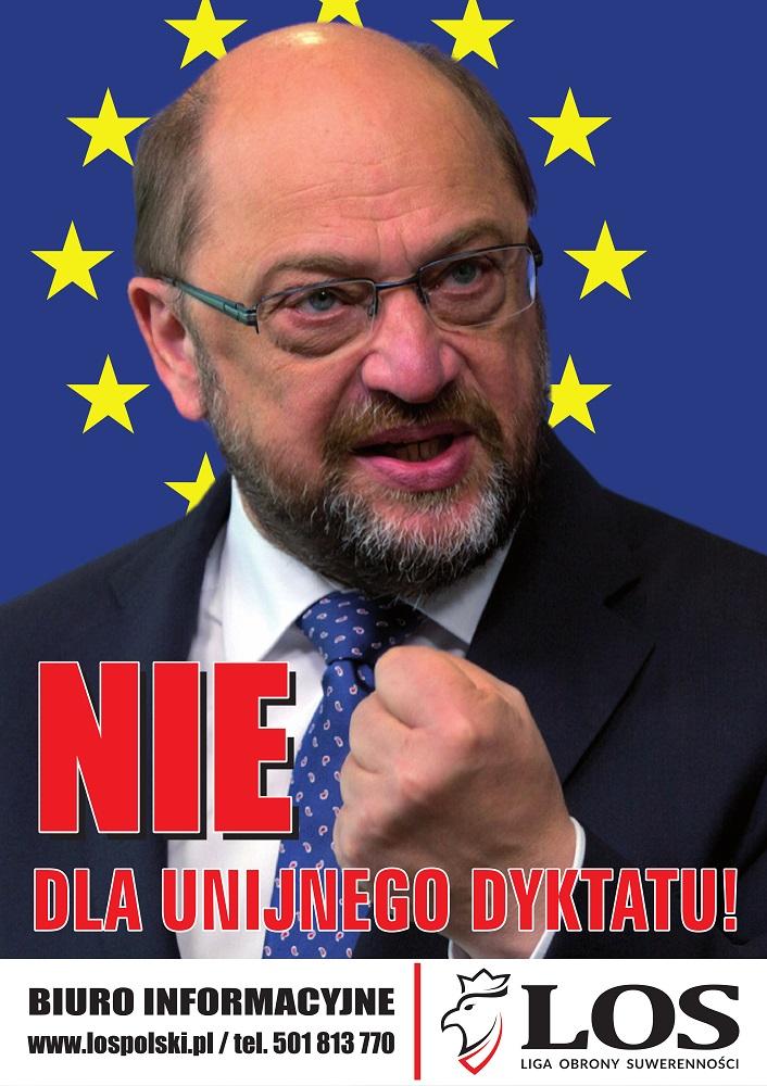 LOS przeciwko obcej ingerencji w sprawy Polski