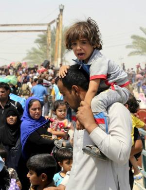 Państwo Islamskie zabrania opuszczenia ostatnim Chrześcijanom Raqqi