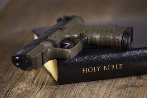 Kościoły dostały prawo do tworzenia UZBROJONYCH grup samoobrony w Missisipi!