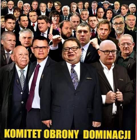 Grupa  heavy metal pseudo socjalistów z ex-PRL-u