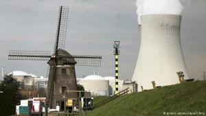 elektrownia Doel pod Antwerpią
