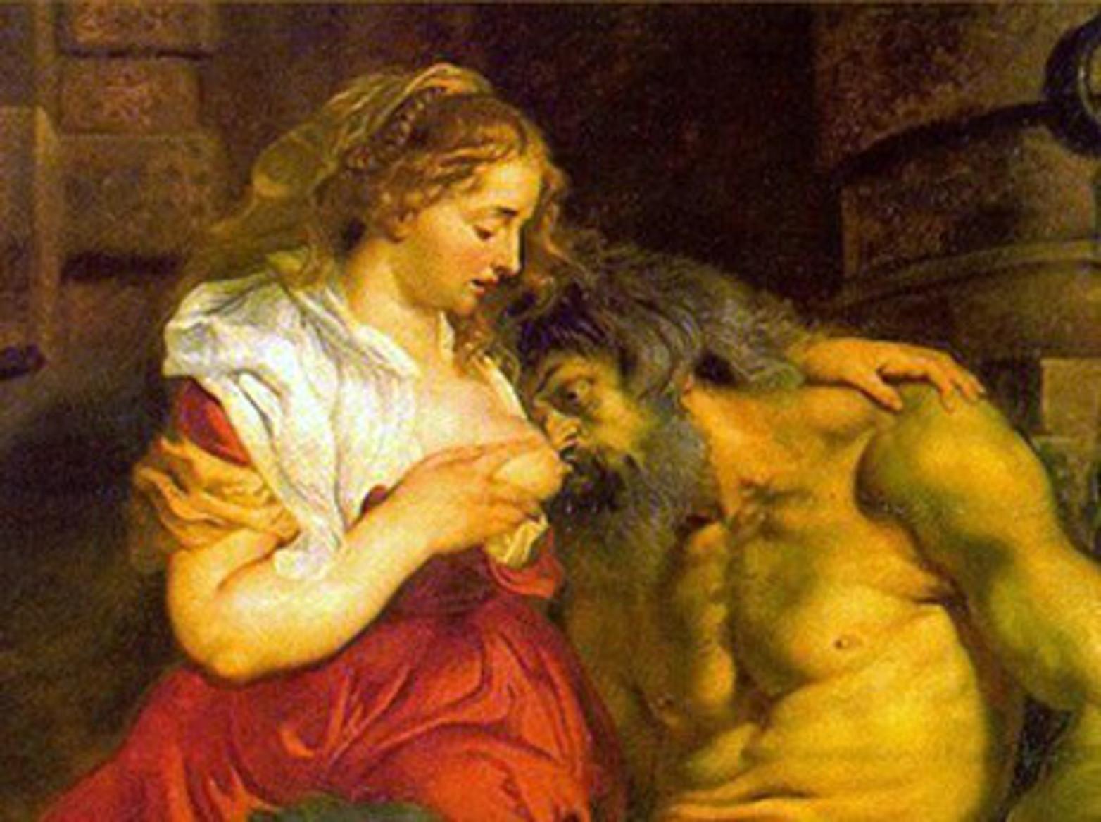 Karmienie piersią dorosłych mężczyzn, czyli brakujące wersy w Koranie