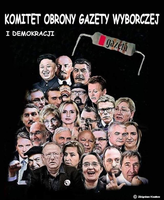 Historyk prof. Norman Davies, szaleje, pluje na Polskę a opozycja w Polsce bije mu brawo