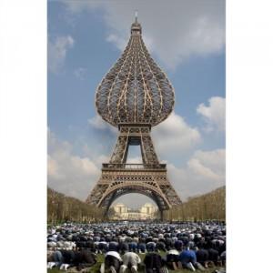 minaret Eiffela