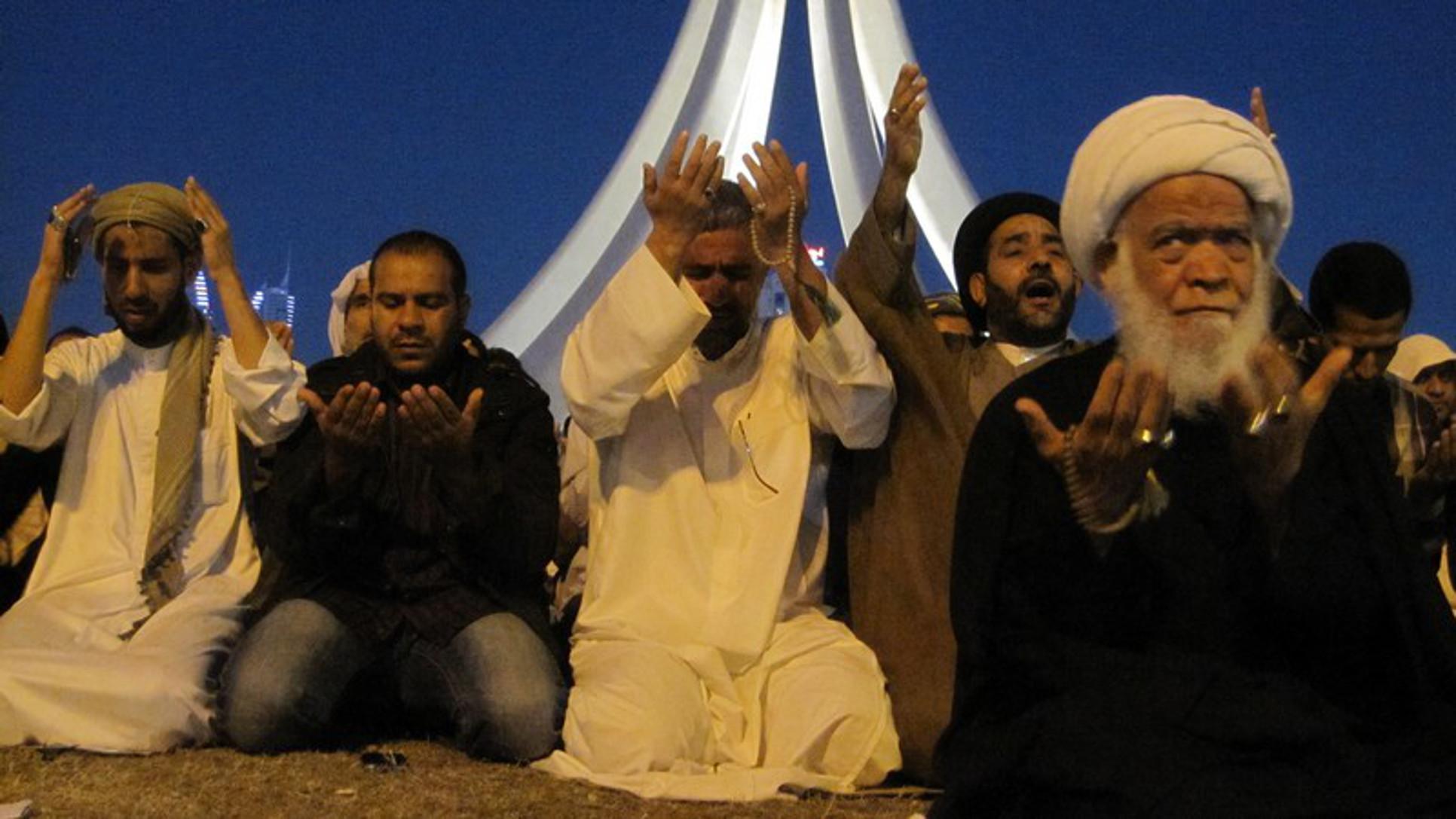 Sekciarskie pochodzenie Islamu