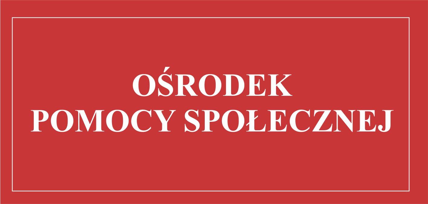 O łamaniu prawa w Ośrodkach Pomocy Społecznej (Bobowa, Gorlice, Lipinki, Łużna, Uście Gorlickie)