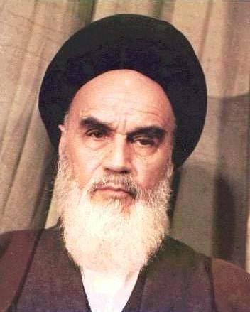 Ajatollah Ruhollah Chomejni (1902–1989)