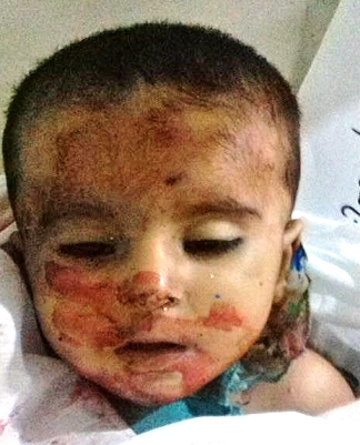 Zabity chłopiec w zamachu z 27 marca 2016