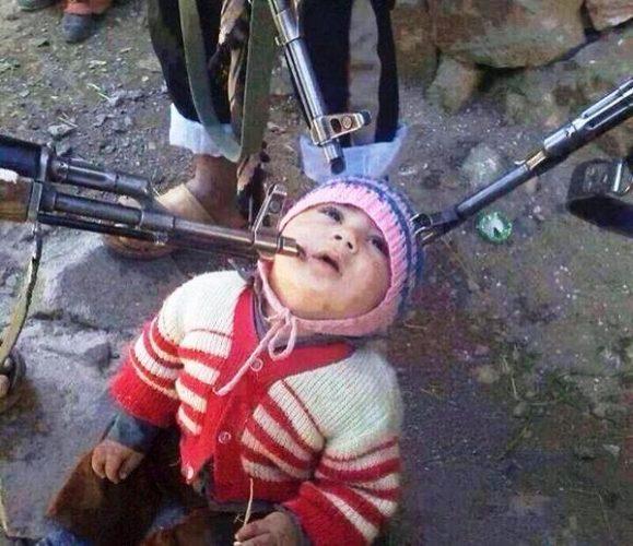 Najmłodszy zakładnik z Kessab