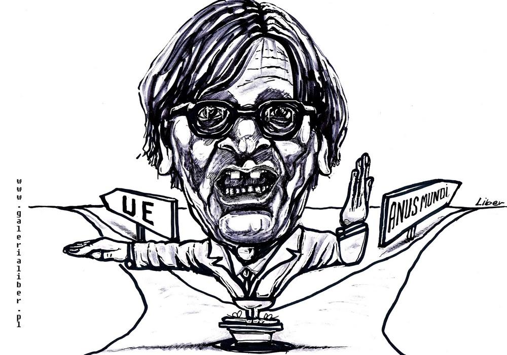 Odbyt świata wg Verhofstadt'a