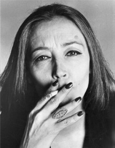 Oriana Falacci