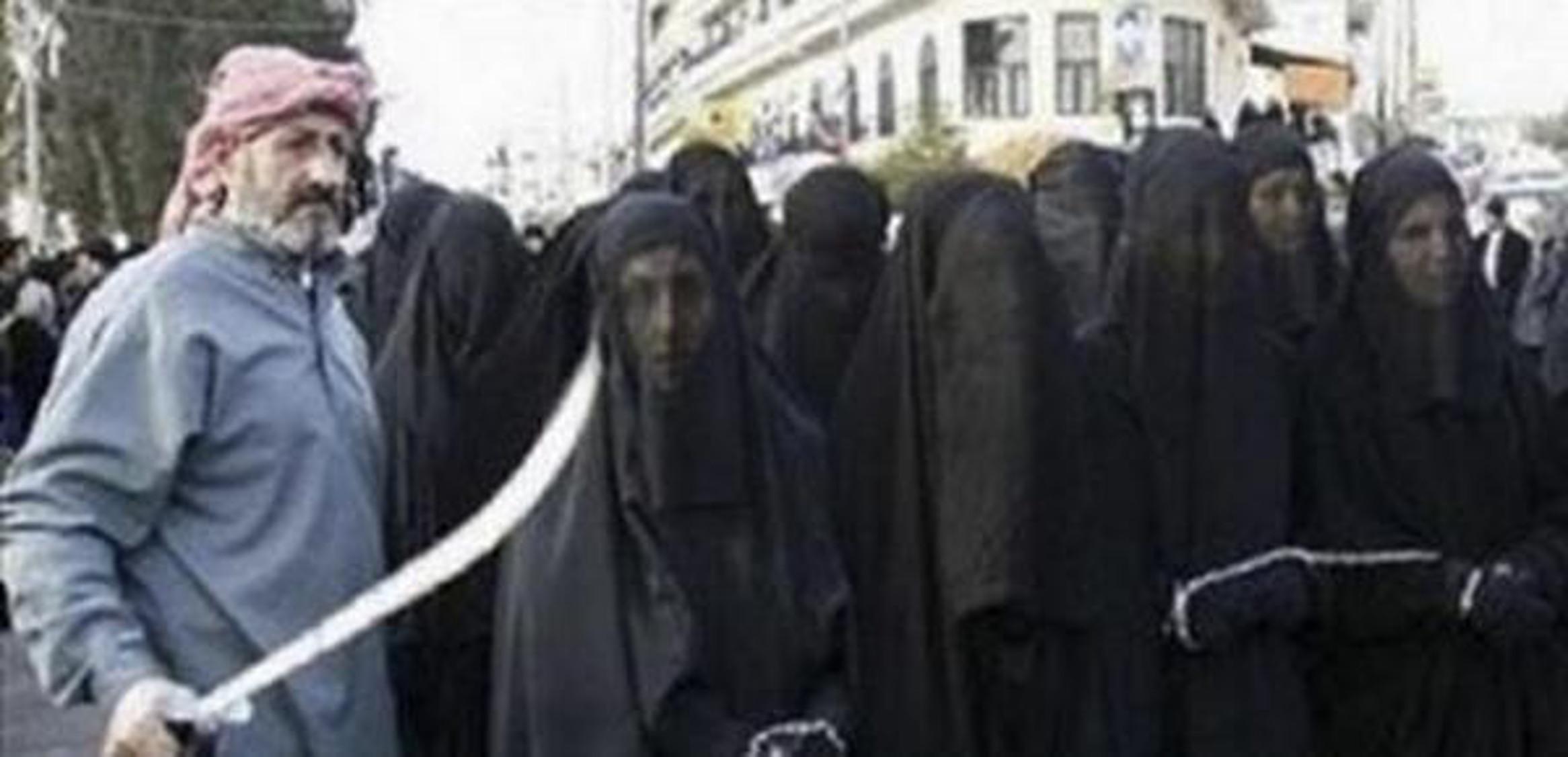 Niewolnictwo i niewolnictwo seksualne w Islamie