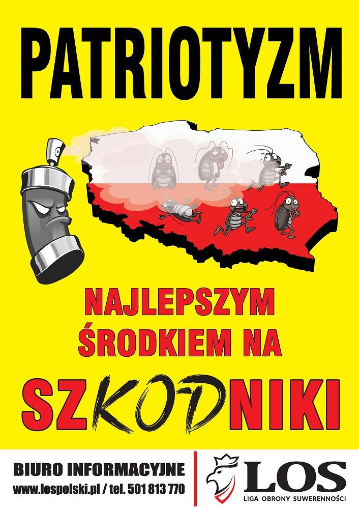 szKODniki - ulotka 1000pix