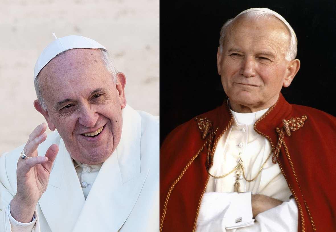 Geopolityka Jana Pawła II, Franciszka a sprawa polska