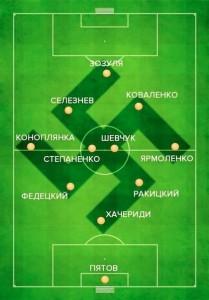 """W piłce kopanej Ukraina szykuje nam powtórkę z """"Rzezi Wołyńskiej"""""""
