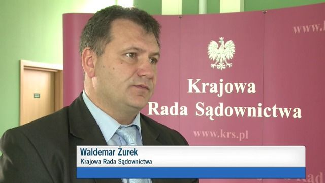 Waldemar Żurek po prostu sędzia