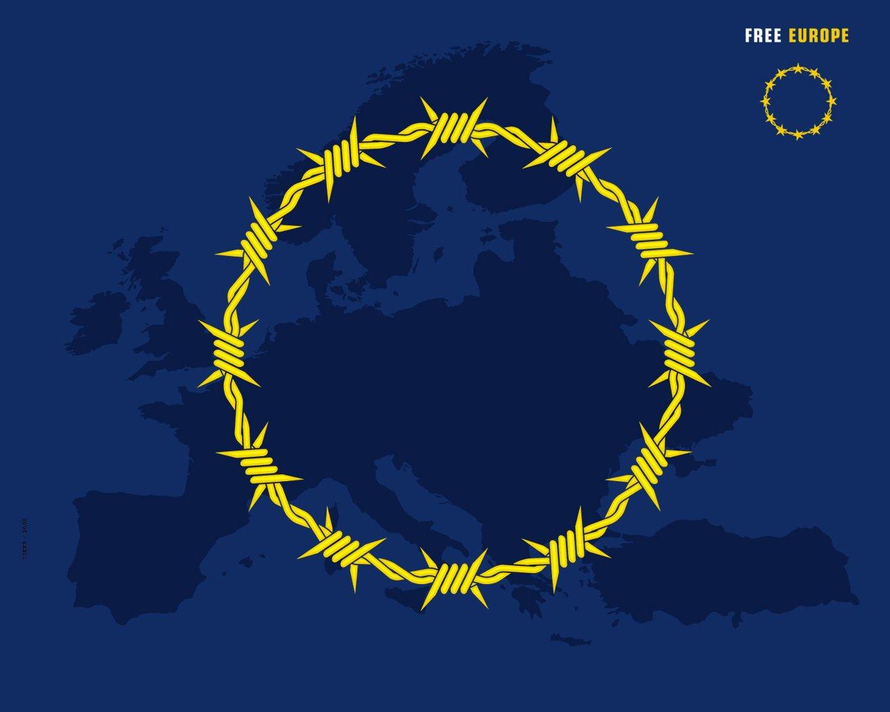 Unia Europejska – iluzja demokracji