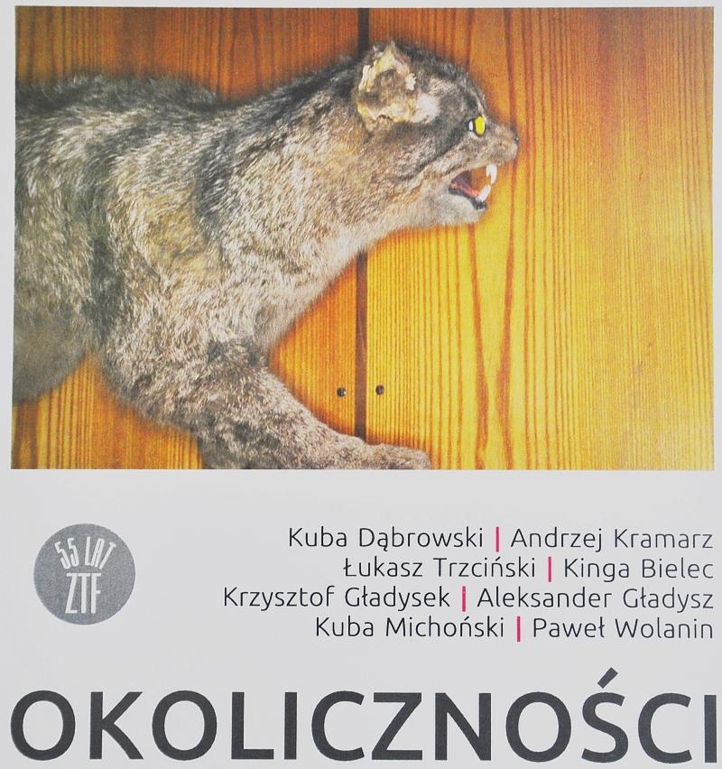 """""""Okoliczności"""" – wystawa w zamojskiej Galerii Fotografii Ratusz"""